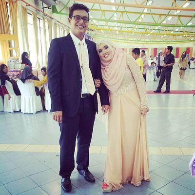 The couple Haliqdiaz @noor_alhameed