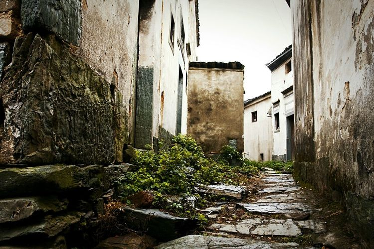 China Photos Outdoor Life Landscape Morning Sky China Anhui,China Outdoor Photography Ancient Building Traveling