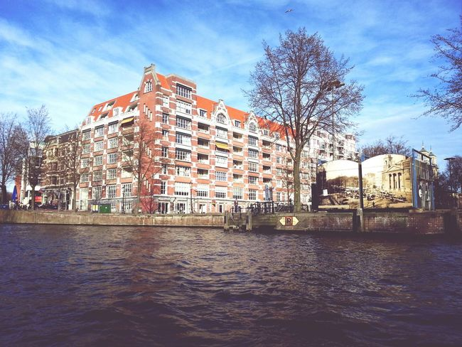 amsterdam Photography Structure Architecture Canals