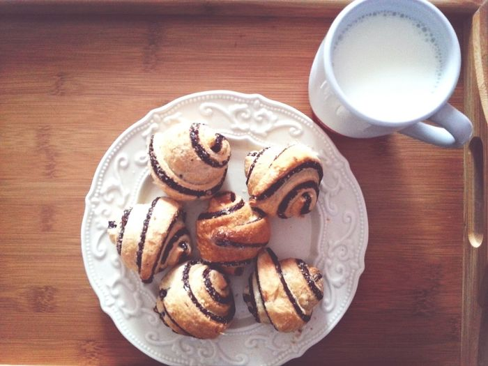 :)) Food Milk Breakfast