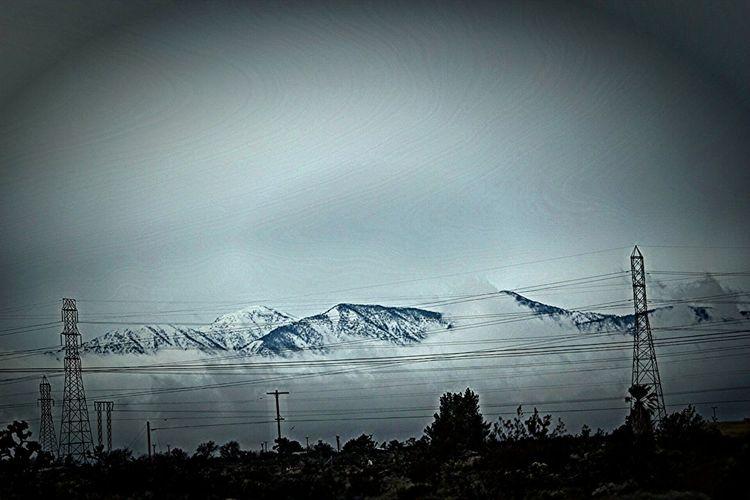 Mountain Fog...