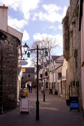 Street of Carligford (ireland) Carlingford Carlingford Ireland Celtic Ireland Louth Medieval Street Town