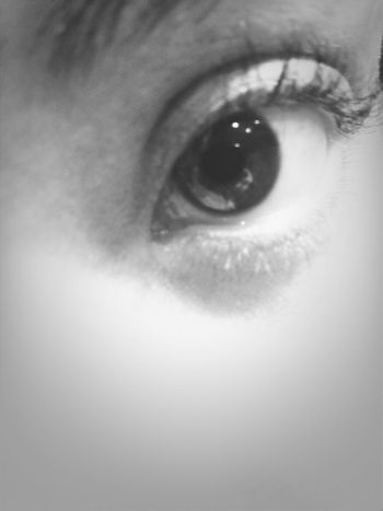 Eyes Girl Soul Blackandwhite eyes are the doors of the soul