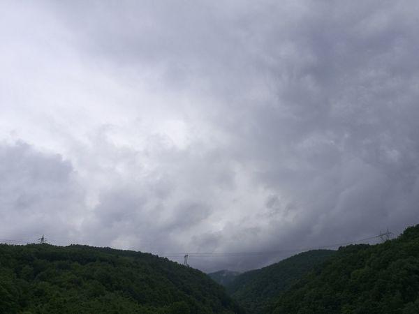 Daglar seni gide gide usandim.... Cloud - Sky Tree Landscape Mountain Scenics Outdoors No People Storm Cloud Forest Nature Sky Day Tranquility Fog Rural Scene Beauty In Nature Oil Pump