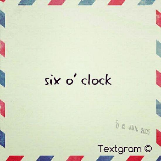 June8 Sixoclock