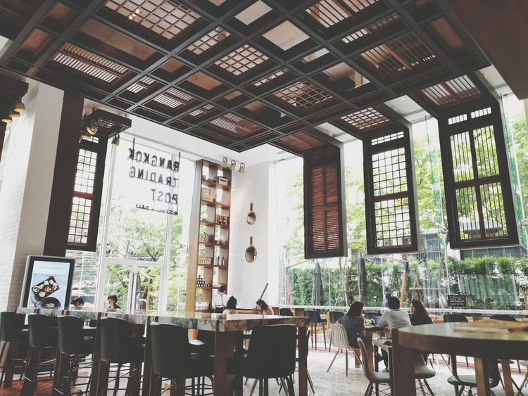 Indoors  Table Chair Window Day Architecture No People Film Industry Coffee Coffee Time ıced Coffee Freshness Refreshment Food And Drink