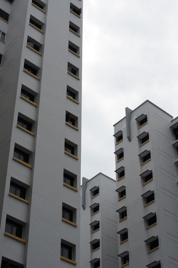 Apartment Apartments Architecture Building Building Exterior Built Structure Cityscape Day Flat Flat In Singapore Minimalist Architecture Modern Outdoors Singapore Building Singapore City Singapore Life