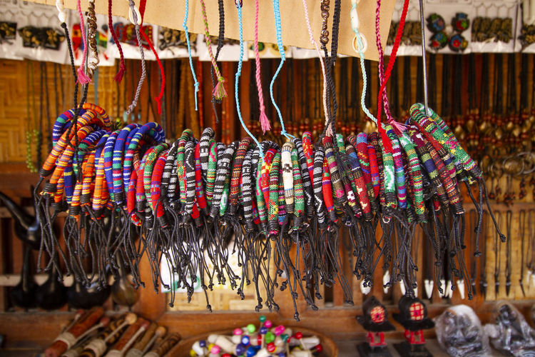 ethnic woven