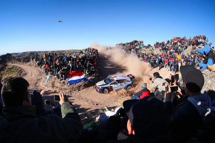 Crowd Large Group Of People Group Of People Real People Nature Day Men Clear Sky Sky Smoke - Physical Structure Women Outdoors Adult Lifestyles Leisure Activity Land Communication Spectator Motion Excitement Wrc Wrc Championchip WRC Argentina
