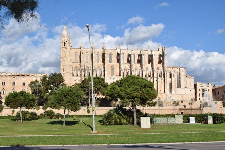 Mallorca Catedral Travel Destinations Mallorca (Spain) Miles Away