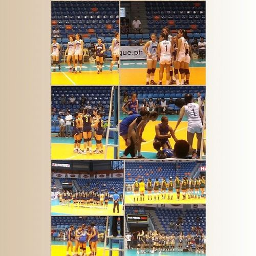 Volleyball actions. Adamson vs Arellano. NU vs FEU . Volleyball WomensVolleyball Sports Shakeysvleague2014