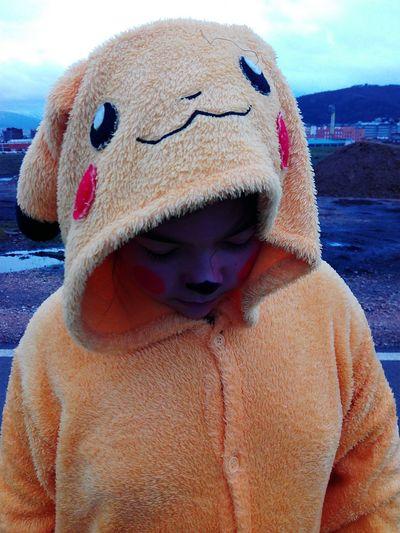 The Innovator Frikitime Jajaja Choti Pikachu Pokemoncollection Pokemon♥♥♥♥ Costume Check This Out Hi! Fun Hello World Enjoying Life