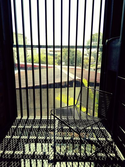 Malaysia Truly Asia EyeEmNewHere Alorsetar Security Bar Metal Grate Window Sunlight Close-up Cage Locked Grille Gate