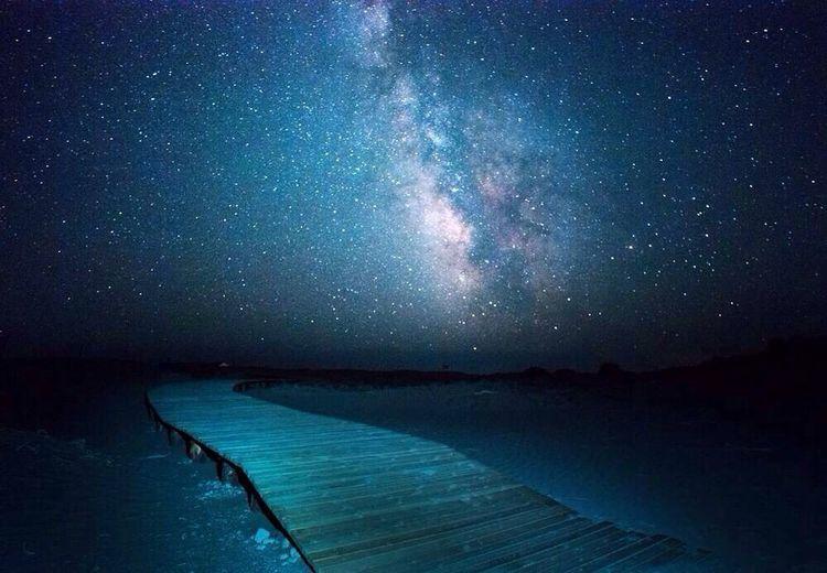 極光 Starry Sky NeiMeng Photography 8月在中國內蒙古