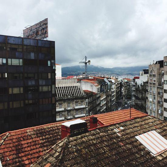 Travellers enjoy the colour of cities at vigo 130516 SPAIN Vigo, Galicia (España) #vigo #galicia #pontevedra #spain #españa