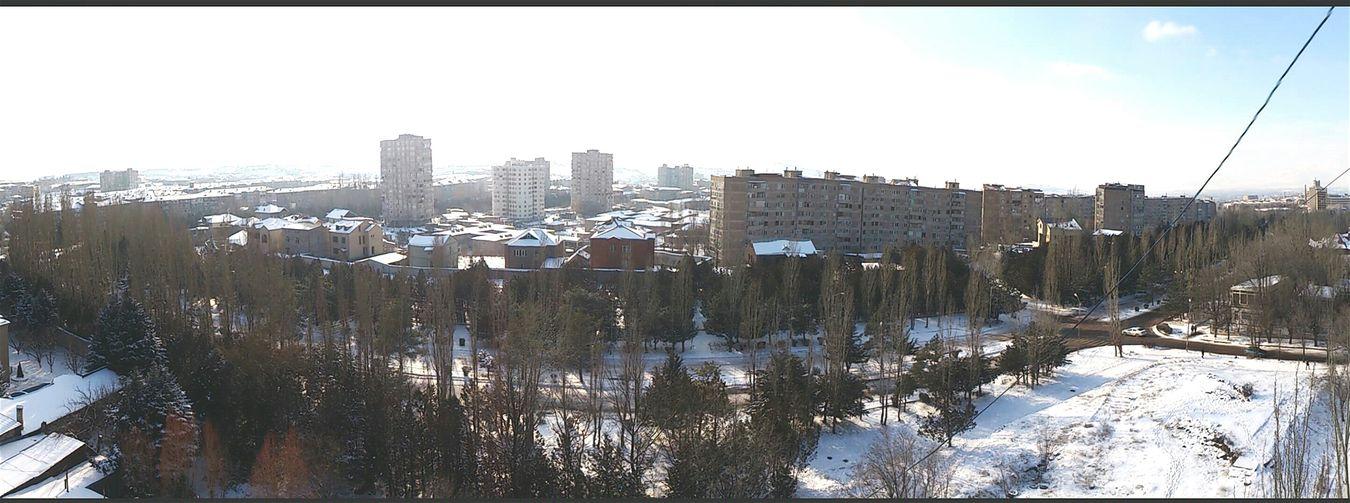 Panorama From  Abovyan City