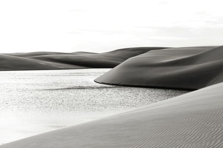 Sand Dune Cold