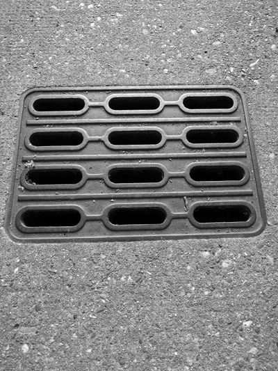 Beauty In Ordinary Things Pavement Pavement Patterns Pavementporn Metal Holes Down The New Up Down The Drain Blackandwhite Black And White Black & White Steel Floor Metal Grate Pattern Textured  Metal Close-up Geometric Shape Grate Sewer Iron - Metal Sewage Gutter Drain Square Shape EyeEmNewHere