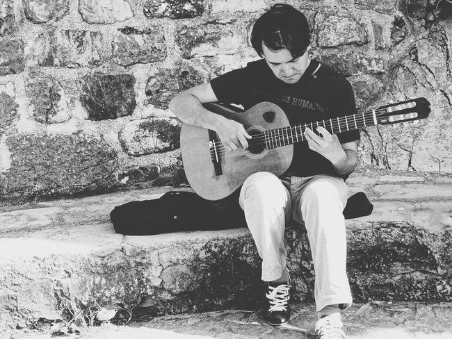 Shades Of Grey Music Musical Guitarist Song Englishmaninnewyourk Summer2015 Montenegro Budva Amazing Man