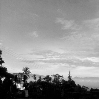AmateurPhotograph Art Another Earth Indonesia Monochrome BlackWhite memories morning Sunrise Sky CloseUP cloud nature landscape_captures loveislove landscape