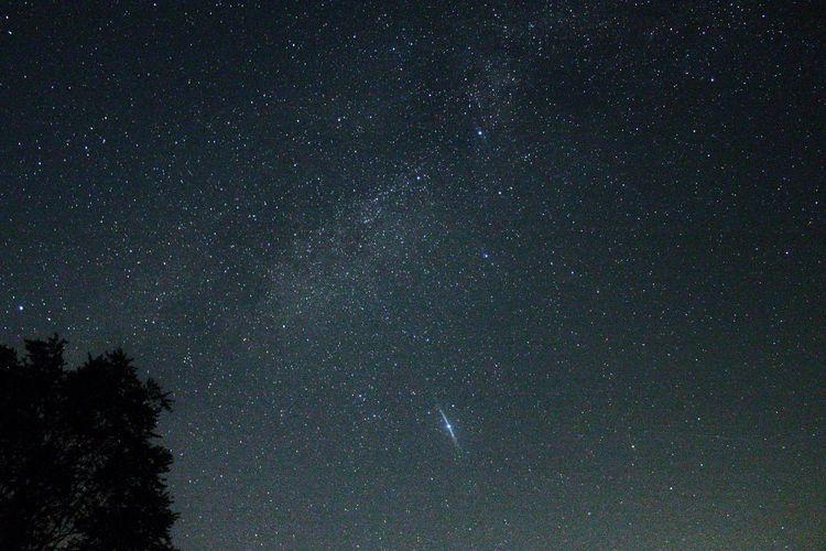 Outdoors Nature Sky Stars At Night EyeEmNewHere