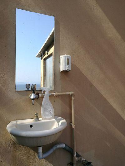 Bathroom Sink Wash Bowl Domestic Room Bathroom Home Showcase Interior Hygiene Faucet Domestic Bathroom Modern Sink