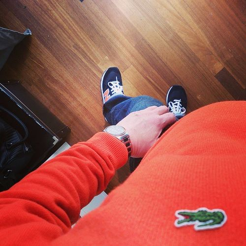 Kingsday Lacostejeans Lacostesweater Lacostewatch NewBalance Casualclobber_obsession Casualclobber Casual Madeinholland