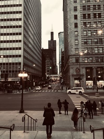 Downtown City