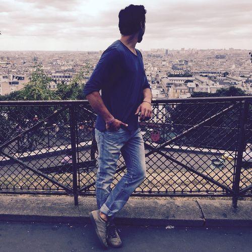 Cityscape Paris Sacre Coeur That's Me Travel Photography IPhoneography