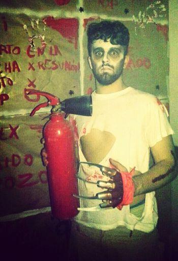 Halloween Horrors Esplai La Masia Tunel Del Terror