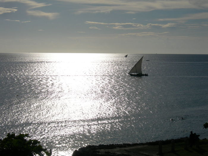 Sunrise in Stone Town Sailing Sun Beautiful Awesome View