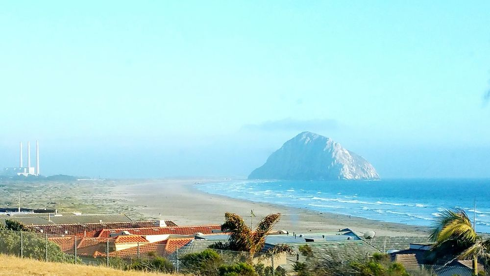 Morro Bay California PCH Scenic Route Love Shotwithgalaxy Escaping Pacific Ocean Open Edit