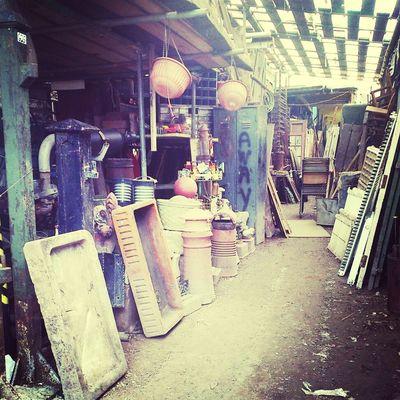 Vintage Reclamation Yard Codnor