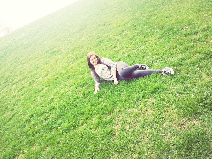 Grass Chillin