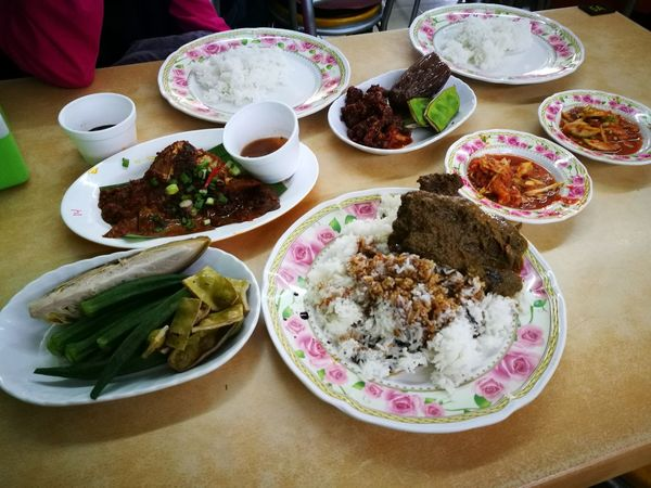 Food Food And Drink No People Indulgence Plate Healthy Eating Indoors  Ready-to-eat Malaysian Food And Drink Malaysia Cuisine