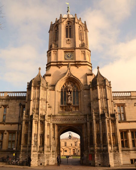 Castle England Nightphotography Oxford Oxfordstreet Travel Travelphotography University