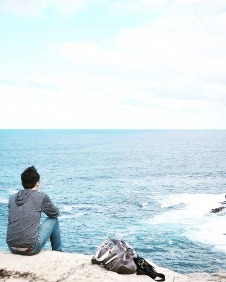 Australia Austrianphotographers Royal National Park Ocean View Ocean Lamdscape Bushwalking Solitude Eyeemphoto