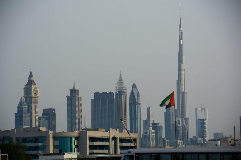 UAE flag Flag
