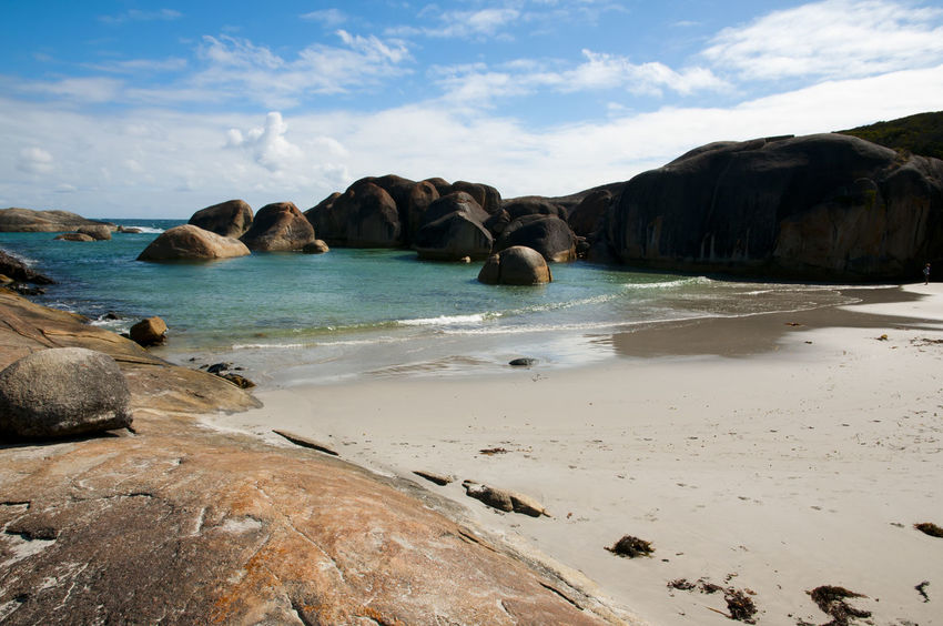 Elephant Cove Australia Denmark Western Australia Elephant Cove Elephant Rocks Granite Nature Rock - Object