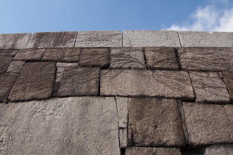 大阪城 Stone Wall