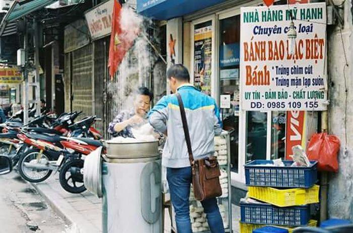 Street Food Hanoi. Hanoi Hanoifood Vietnam