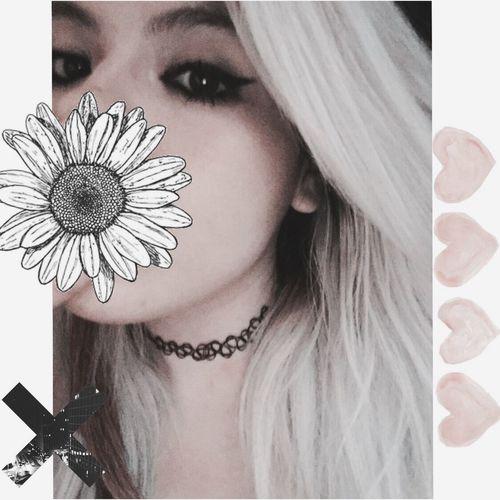 lonely girls ☹ ➰ Me Mexican Girl Depressive SuicideGirls Beautiful Blonde Pretty Tumblrgirl Sticker