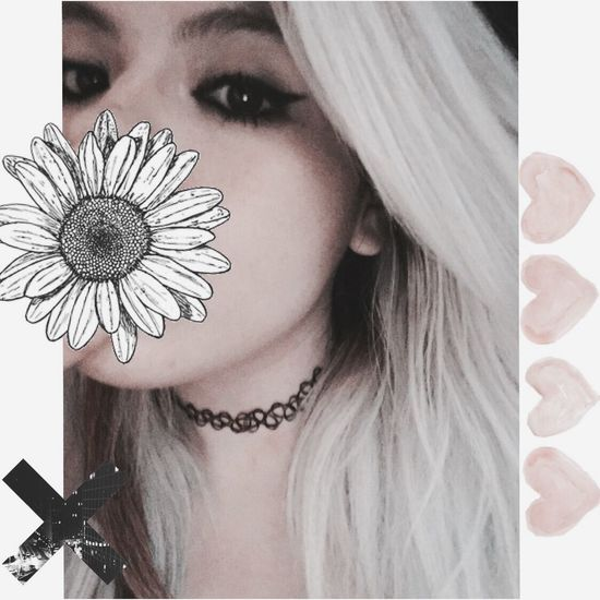lonely girls ☹ ➰ Me Mexican Girl Depressive SuicideGirls Beautiful Blonde Pretty Tumblrgirl Sticker