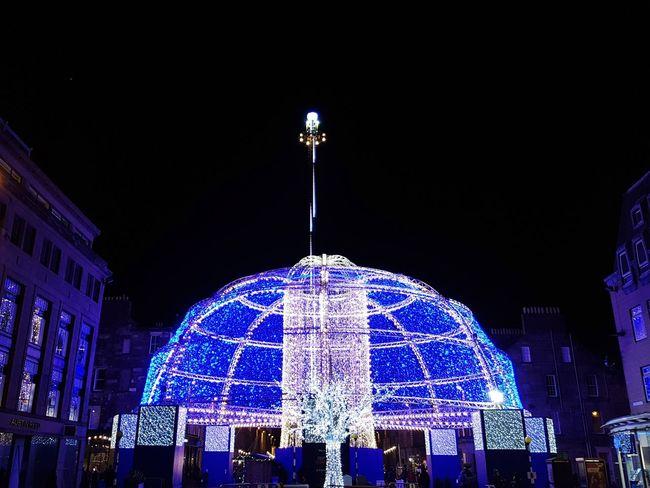 Illuminated Decoration Celebration Night Christmas Decoration Christmas Christmas Ornament Christmas Lights Multi Colored No People Outdoors Edinburgh Edinburgh Christmas Market Festive Lights