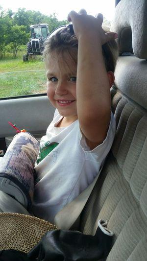 Sunglasses Missouri Ozarks, USA 💥💖 Preschooler 👫 Grandkids 💙💛💜 Family 🙏🙌 Smiling Portrait Human Hand Child Sitting Childhood Looking At Camera Happiness Cheerful Headshot Vehicle Seat Vehicle Interior