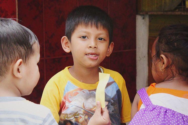 Kid in Malang