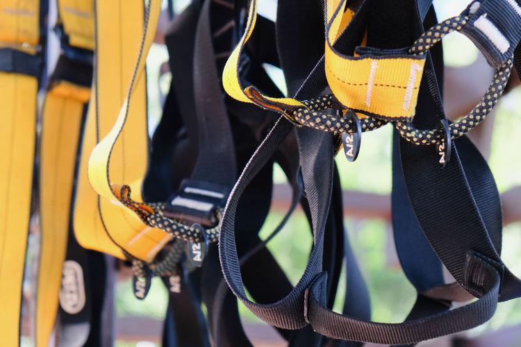 Climbing gear,Detail of Rock climbing equipment Climbing Gear Belayer Belaying Climbing Climbing Equipment Equipment Extreme Sports Hanging Rock Climbing ☺ Safety Sport Equipment