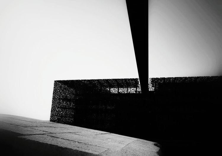 Built Structure Urban Geometry Black And White Bnw Abstract Minimal Black And White Friday