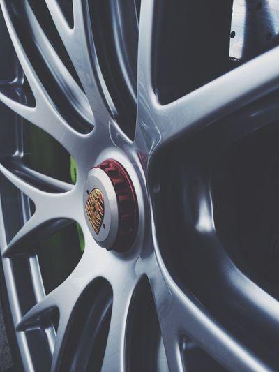 Photography Detail 918Spyder Porsche