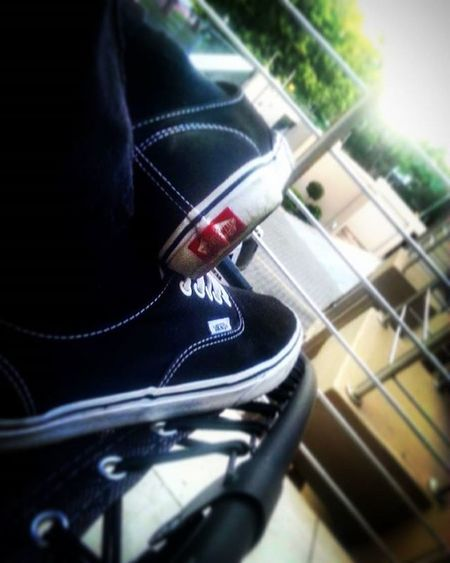 Gotta Relax Sometimes You_know Chilled Vibez Lovely_afternoon Vans Awesome_view Life Under Construction HASHTAG